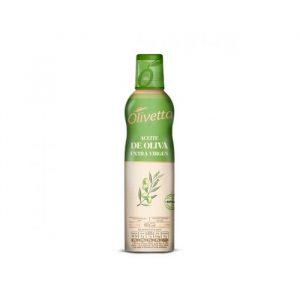 Aceite de Oliva Extra Virgen En Spray marca Olivetto