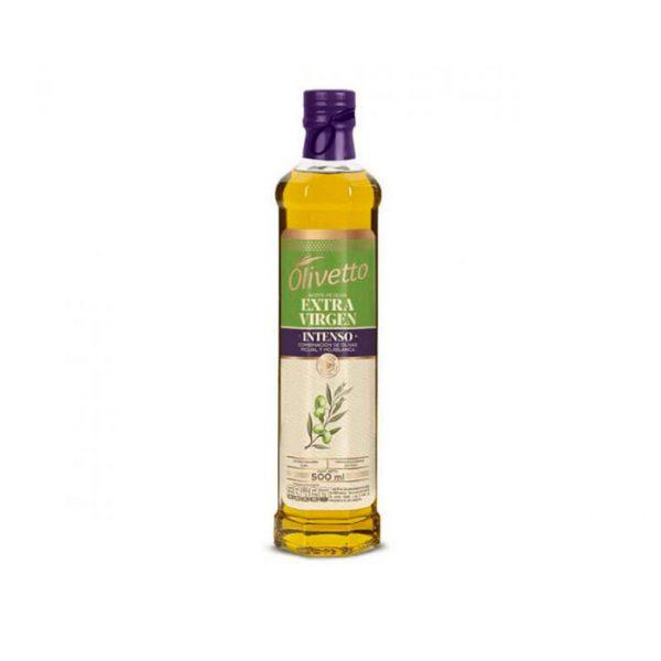 Aceite De Oliva Extra Virgen Intenso marca Olivetto