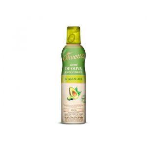 Aceite De Oliva Extra Virgen de Aguacate en Spay marca Olivetto