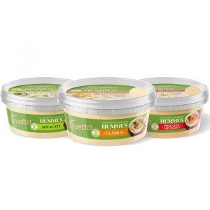 Tripack Hummus Olivetto