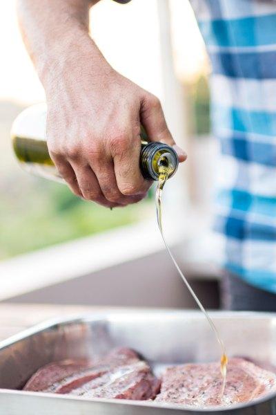 Aromas y sabores del aceite de oliva