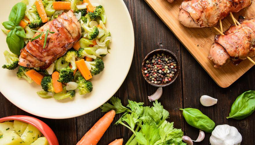 Tips para comer saludable sin descuidar el sabor y el deleite