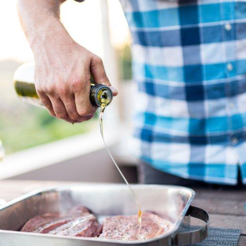 Aceite de oliva para mejorar tu digestión