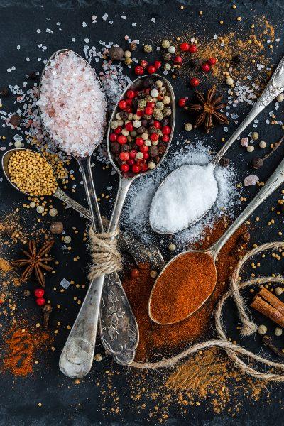 Ingredientes de la cocina mediterránea