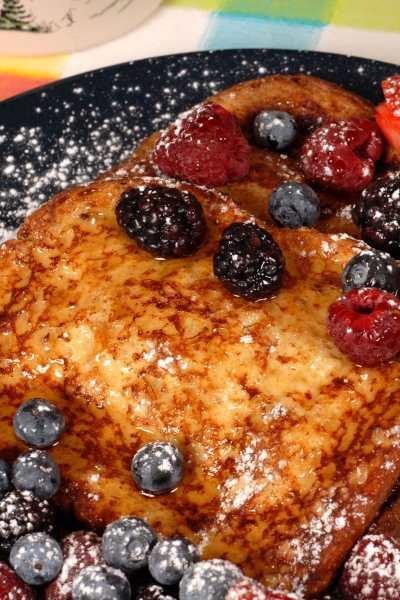 Tostadas francesas para un desayuno sin precedentes