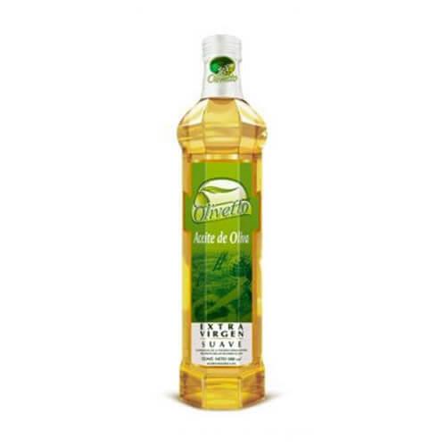 Aceite de oliva extra virgen suave de Olivetto