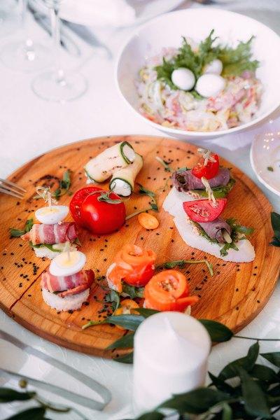 Finger food: grandes platos en pequeños bocados