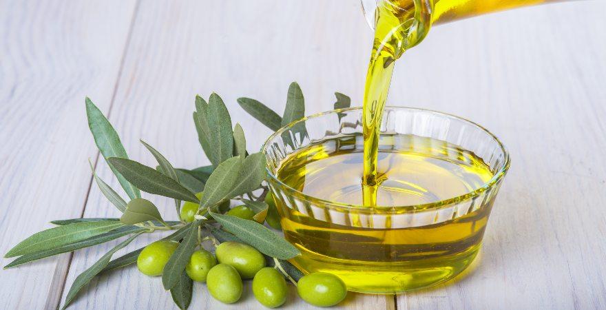 Facetas de la flor del olivo