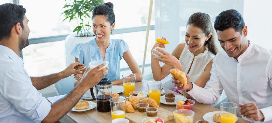 10 ideas de desayunos