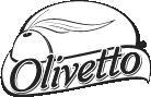 Logo Olivetto blanco y negro