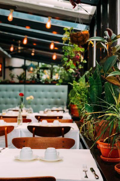 Restaurantes de Bogotá.