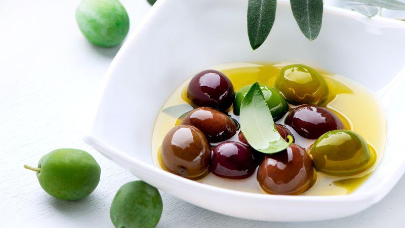 Tipos de polifenoles del aceite de oliva