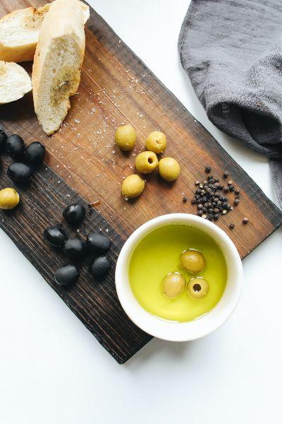 Tocoferoles del aceite de oliva: beneficios.